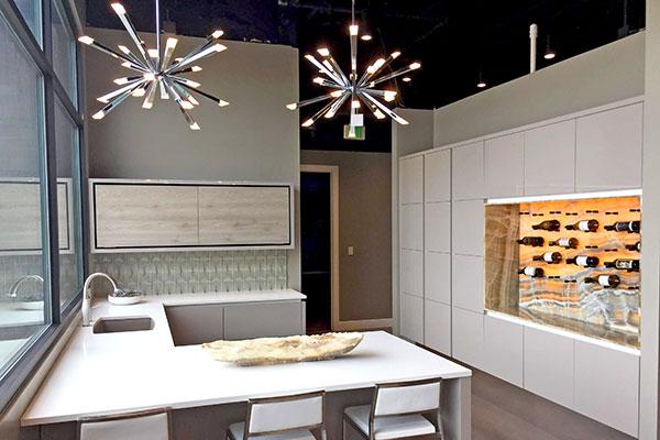 Inspired Wine Storage - IDC Building Denver